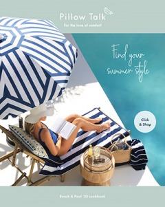 Beach & Pool '20 Lookbook