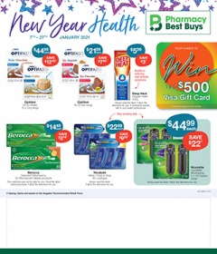 New Year Health