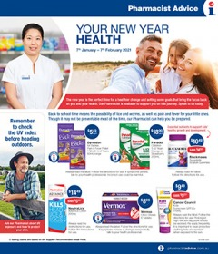 Your New Year Health