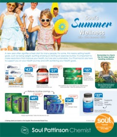 Soul's Summer Wellness