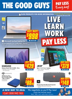 Tech Sale Catalogue