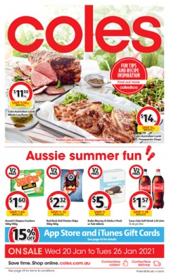 Coles Catalogue NSW METRO