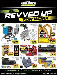 Get Revved Up For Work