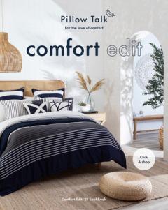 Comfort Edit '21 Lookbook