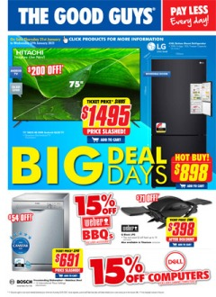 Big Deal Days Catalogue