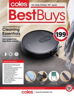 Coles Best Buys - Cleaning Essentials