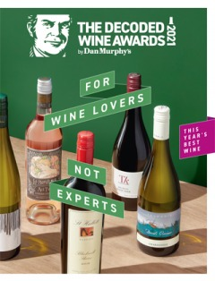 The Decoded Wine Awards 2021