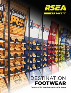 Destination Footwear - Get the Best Shoe Brands at RSEA Safety
