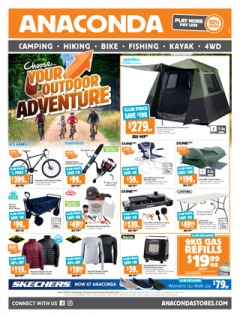 Choose Your Outdoor Adventure