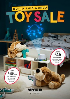 Outta This World Toy Sale