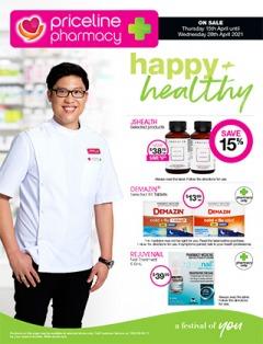 Happy + Healthy