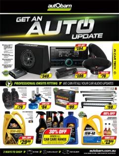 Get an Auto Update