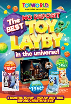 The Best Toy Layby In The Universe!