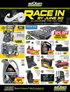 Race in by June 30