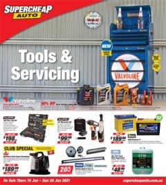 Tool & Servicing