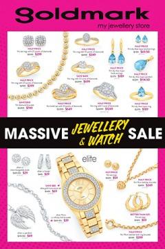 Massive Jewellery & Watch Sale