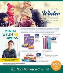 Soul's Winter Wellness