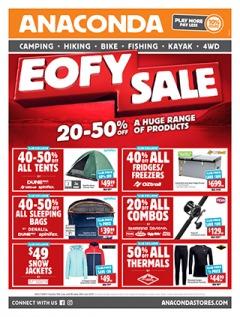 EOFY Sale (Far Northern Australia)