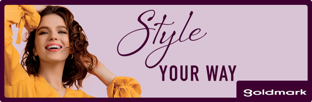 Style Your Way - Goldmark