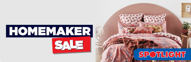 Homemaker Sale - Spotlight AU