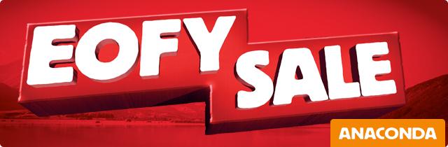 EOFY Sale - Anaconda
