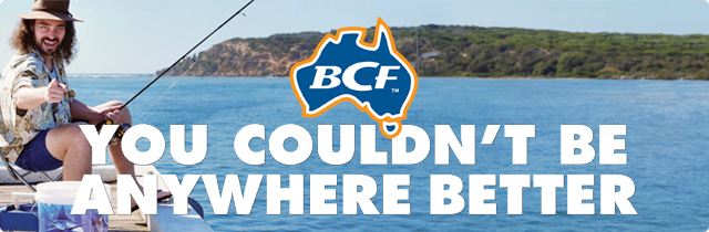 You Couldnot Be Anywhere Better - BCF