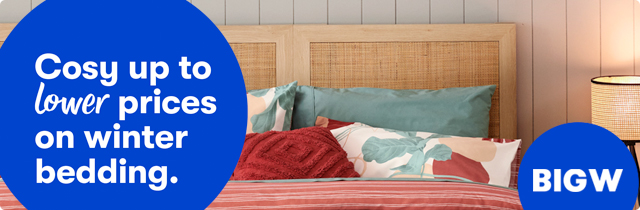 Cosy up to Lower Prices on Winter Bedding - EziBuy