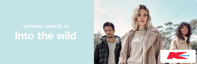 Autumn Winter 21 Into the Wild - Kmart