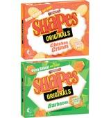 Arnott's Shapes Crackers 160g-190g