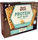 Nice & Natural Protein Bars 165g or Nut Butter Bars 175g