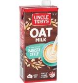 Uncle Tobys Barista Style Oat Milk 1 Litre