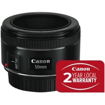 EF 50 f/1.8 STM Lens