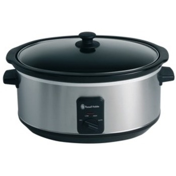 6L Stainless Steel Slow Cooker