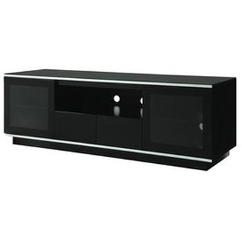 TV Cabinet 1800mm Black