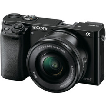 A6000 Mirrorless Camera with 1650mm Lens