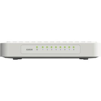 8port Gigabit Ethernet Desktop Switch