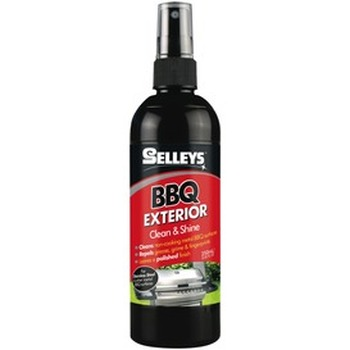 BBQ Exterior Clean and Shine