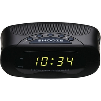 Clock Radio AM/FM