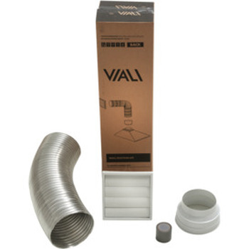 Rangehood Ducting Kit For Wall