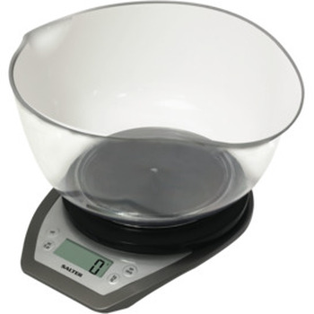 Dual Pour Kitchen Scale with Bowl - 5KG