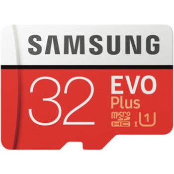 32GB EvoPlus Micro SDXC Memory Card