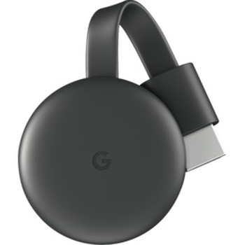 Chromecast - Charcoal Grey
