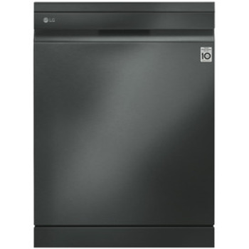 QuadWash Matte Black Stainless Steel Dishwasher