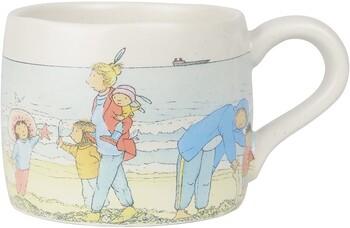 RGA x Alison Lester Magic Beach Organic Mug 300ml 10.1oz - Beach