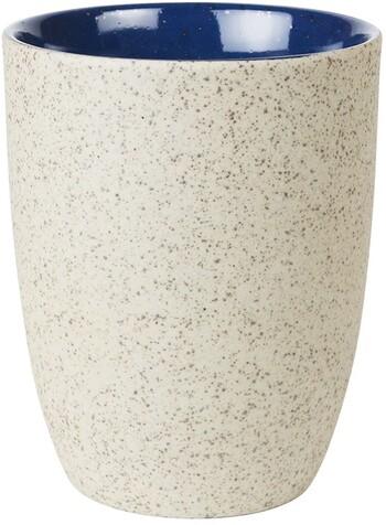Granite Latte Set (2) 330ml 11.2oz - Blue
