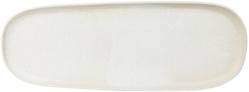 "Table of Plenty Long Platter L50.5cm / W18cm L19.9 / W7.1"" - Stone"