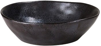 "Earth Bowl 19.5cm 7.7"" - Black"