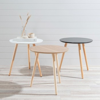 Bristol Side Table by Habitat