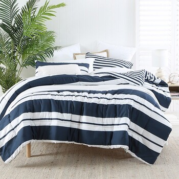 Kingscliff Comforter Set by Essentials