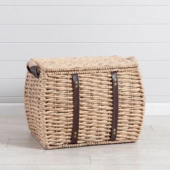 Hamptons Trunk Basket by M.U.S.E.